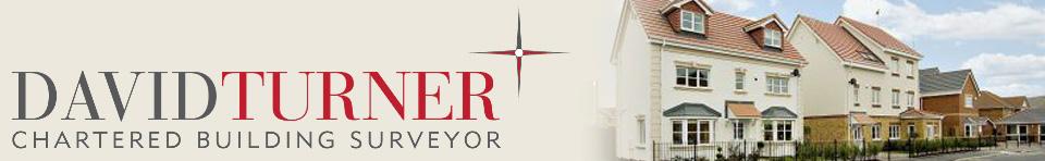 David Turner Chartered Building Surveyor